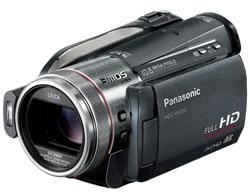 Panasonic HDC-HS350 with camcorder record-breaking 240GB HDD