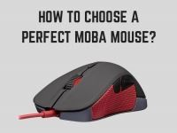 Best MOBA gaming mice
