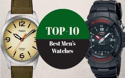 Top 10 Best Selling Men's Watches in 2015