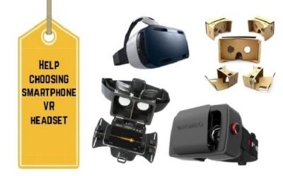 Comparing virtual reality headsets: Google Cardboard, FreeFly VR, Homido VR and Samsung Gear VR review